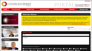 Adviser Portal